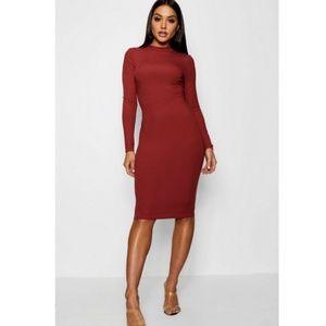 NWT ASOS | Ribbed Bodycon Dress